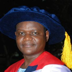 Prof. G.A. Adeoti - Dean, Faculty of Art