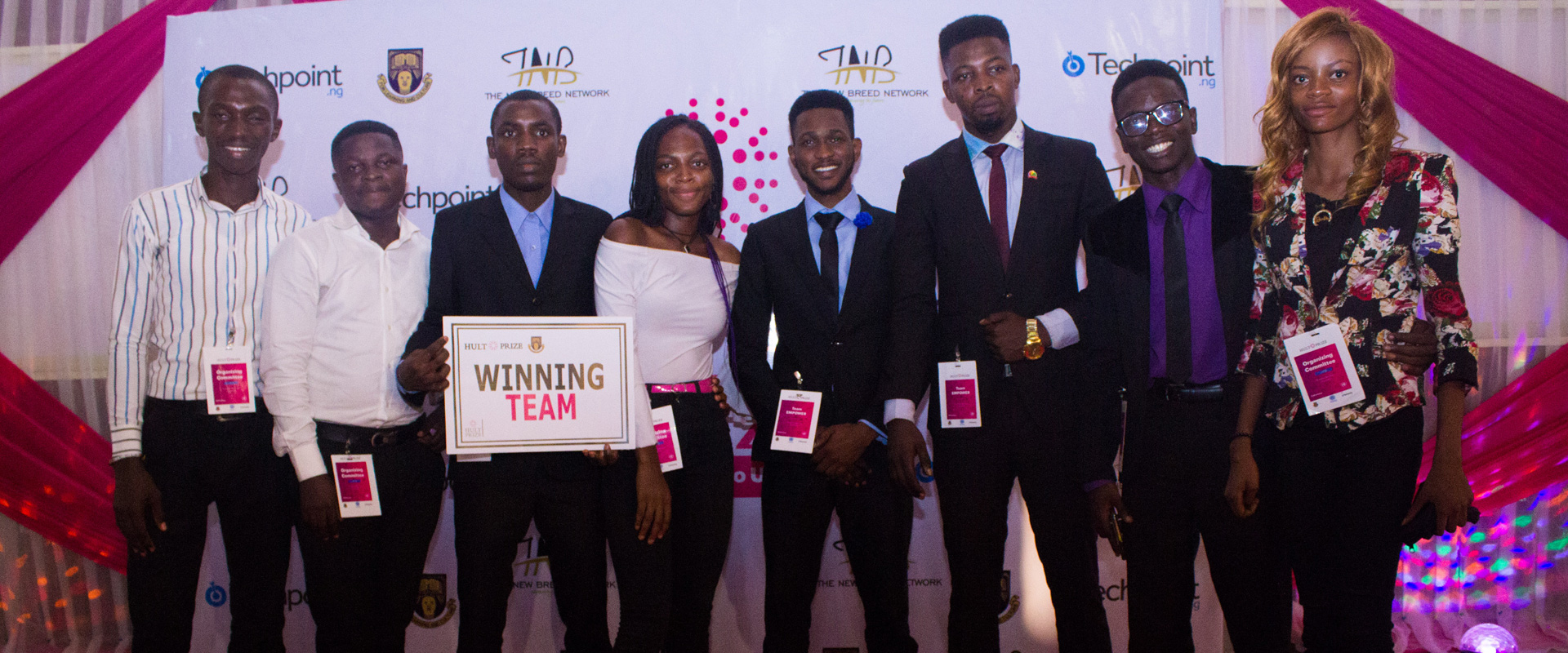 OAU Student Entrepreneurs advance to the Semi-Finals of the $1million Hult Prize Competition