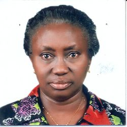 Mrs. M. O. Ajayi. - Faculy Secretary