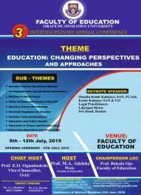 Faculty of Education Holds Biennial Conference