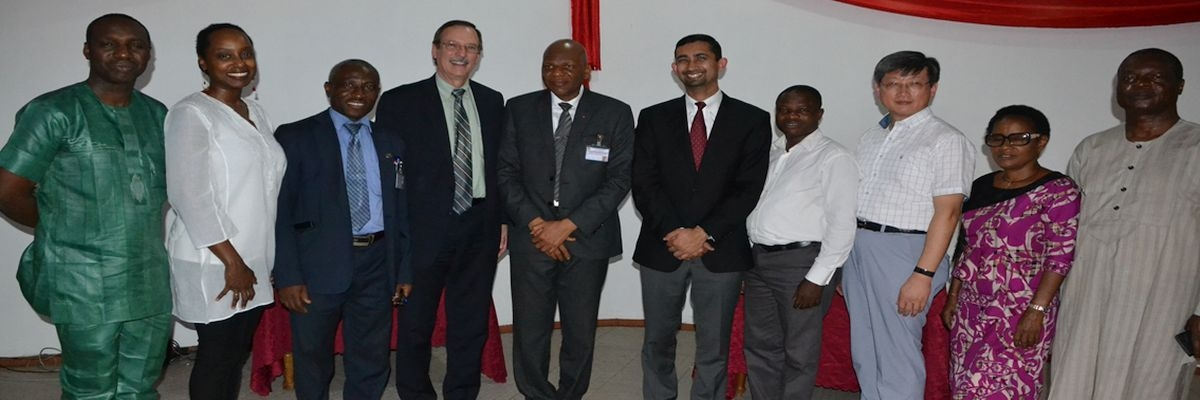 OAU Sign MOU with Towson University, Maryland, US